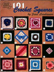 101 Crochet Squares - Nicoleta Danaila - Picasa ウェブ アルバム