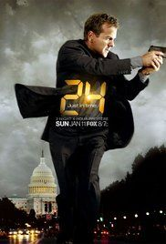 Serie Streaming 24 Heures Chrono. Jack Bauer, Director of Field Ops for the Counter-Terrorist Unit of Los Angeles, races against the clock to subvert terrorist plots and save his nation from ultimate disaster.