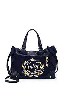 Jc Laurel Velour Flap Shoulder Bag 119