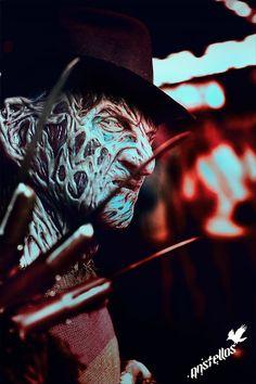 Freddy kreuger by Anstellos on deviantart