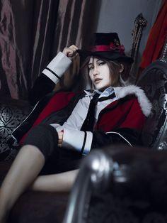 DIABOLIK LOVERS - Steamed buns(诺馒头) Sakamaki Laito Cosplay Photo - Cure WorldCosplay