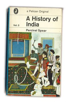 A history of India History Of India, Ancient History, Album Covers, Book Covers, Great Books, My Books, Vintage Penguin, Poster Layout, Book Writer