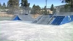 Sugarloaf Park - Skateboard area