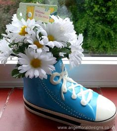 Delta breezes jessica bride belleannee pinterest new baby gift daisies in china trainer angelfloraldesigns negle Choice Image