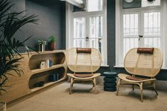 """Sella Concept creates """"grown-up"""" interiors for co-working space Public Hall"""