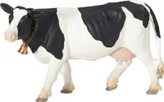 Safari Farm Holstein Cow at theBIGzoo.com, a family-owned gift shop with 12,000+ animal-themed items.