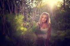 Outdoor shoot. Love this look