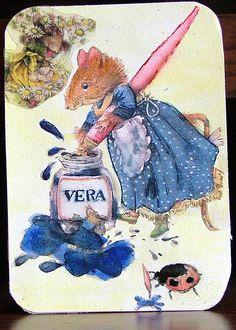Marjolein Bastin...Vera Mouse