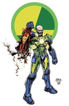 Lex Luthor by David Finch