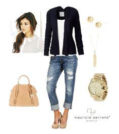 Always Trust your Jewelry!! Friday Relaxed Look. #UNOSomosTodos mauricioserrano.com