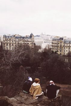Buttes Chaumont, Paris
