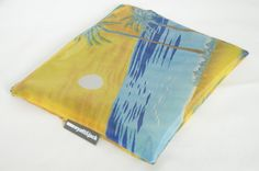 Starsky Clutch Bag from vintage up cycled UK beach parasols £19.95