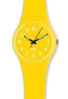 Montre Swatch Lemon Time