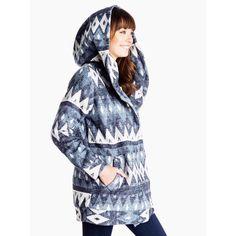 Le DREAMY DAY JKT de @roxy est idéal pour se garder au chaud et est maintenant disponible en magasin ❄️ #lhiversenvient #onsegardeauchaud #axisboutique #axisladies #roxy