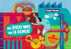 과학과 놀기   2012년 출간, 32x23cm, 64페이지, 6세 이상    수상내역 2013년 최우수 학습그림책상  International Latino Book Award as Best Educational Children's Picture Book.     아이들이 집에서 쉽게 경험할 수 있는 다양한 과학 실험을 소개하는 책이다. 매페이지에 단계별로 실험을 설명하고 관련 실험의 원리를 소개한다. 총 28가지의 안전하고 재미있는 실험을 담고 있다. 과학에대한 아이들의 호기심을 불러일으킨다.