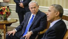 """FILE -- In this Nov. 9, 2015 file photo, President Barack Obama meets with Israeli Prime Minister Benjamin Netanyahu in the Oval Office of the White House in Washington. Doubling down on its public break with the Obama administration, a furious Israeli government said, Tuesday, Dec. 27, 2016, that it has """"ironclad"""" information from Arab sources that Washington actively helped craft last week's U.N. resolution declaring Israeli settlements illegal. The allegations further poison..."""