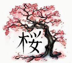 23 Mejores Imágenes De Arbol De Cerezo Cherry Blossom Tattoos