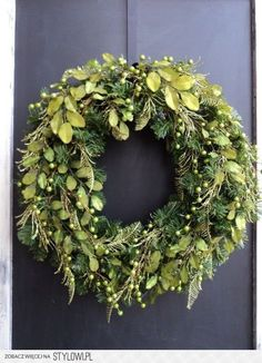 Christmas and Holiday Wreaths Holiday Wreaths, Holiday Crafts, Holiday Fun, Christmas Decorations, Winter Wreaths, Holiday Decorating, Thanksgiving Holiday, Noel Christmas, Winter Christmas