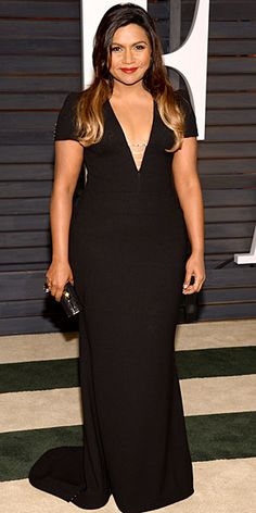 People's best dressed 2015: Mindy Kaling (in Salvador Perez) - click through for the whole list!