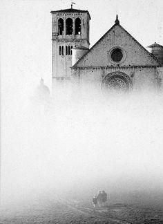 Elio Ciol - Assisi 1957