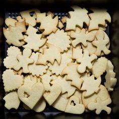 Sugar cookies, przepis na idealne kruche ciasteczka do dekorowania. Ciasteczka na prezent lub na choinkę - sugar cookies. Ciastka które są świeże przez rok!