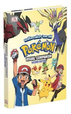Newly updated to cover the Kalos region, characters, and events, the Pokémon Visual Companion is the essential guide to the animated world of Pokémon. This volume collects the entirety of the Pokémon experience. From ASH to Zoroark, from Kanto to Pokémon''s effect in our world, we catch it all. Featuring plot and stills from each season of the television animated series, amazing art, and a breakdown of every gym badge and contest ribbon, this ultimate collectible i...