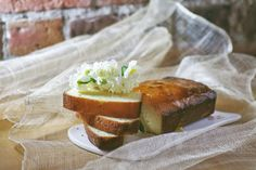 Sour Cream and Lemon Pound Cake