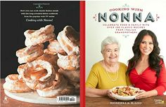 Cooking with Nonna/Grandma: The Best Italian Recipes and Cuisine by Italian Grandmas on a Cooking Show hosted by Rossella Rago.