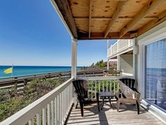 Mistral 6 ~ Seacrest Beach Vacation Rental Condominium ~ by Garrett Realty Services