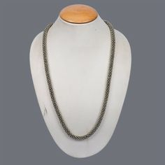 Featuring this beautiful Metal Seed Necklace in our wide range of Necklines. Grab yourself one Now!