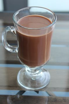 Check out our healthy recipe for Classic Chocolate Milk! #eatingright #healthyrecipe #recipe #healthyeating
