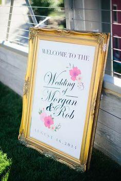 vintage, wedding, frame, invitation