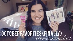 OCTOBER FAVORITES (Covergirl, 1989, & More!) | storiesinthedust