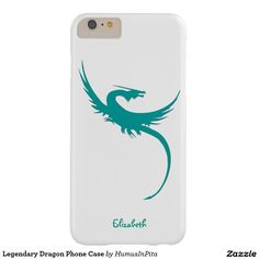 Legendary Dragon Phone Case Barely There iPhone 6 Plus Case