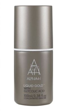 Alpha H Liquid Gold. Absolutely worth every single cent!! Almost immediately I saw a very noticeable change in pigmentation spots, texture & brightness. After using for about a month my middle-age acne improved drastically. I alternate this with the night repair serum & the rejuvenating cream. On my second bottles & will continue using. I very highly recommend. USE YOUR SUNSCREEN 30+ IF YOU USE ANY OF THESE!!!