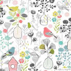 Pattern par Flora Waycott