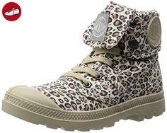 Palladium PALLABROUSE BAGGY P, Damen Desert Boots, Braun (LEOPARD/TAN 903)