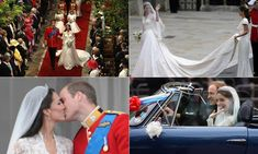 As the Duke and Duchess of Cambridge celebrate their sixth wedding anniversary we look back at the memorable day.