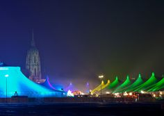 Tollwood Festival in Munich