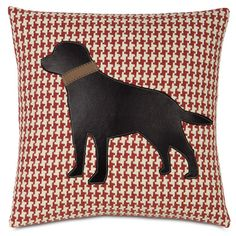 Found it at Wayfair - Pets Lab on Bowline Throw Pillow $85