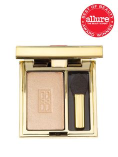 BEIGE POWDERPale champagne powders are notoriously frosty—or so we thought, until we tried Elizabeth Arden Beautiful Color Eye Shadow in Blonde, with its warm, elegant shimmer. via StyleList