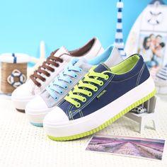 9922c7ab Encontrar Más Moda Mujer Sneakers Información acerca de El nuevo 2015 ms  zapatos de lona respirables