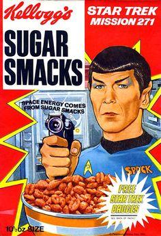 Kellogs Sugar Smacks 1967