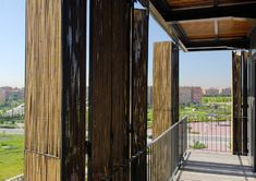 Carabanchel social housing in Madrid, Spain by FOA - Foreign Office Architects.