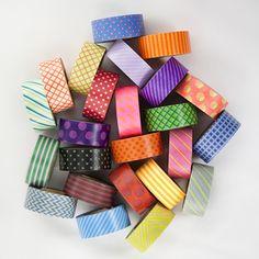 Mini Maste Patterned Washi Tape
