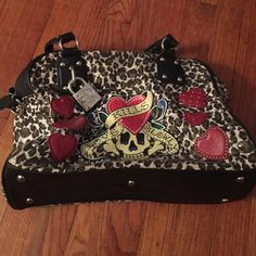 ff1f3f3531 Shop Women s Ed Hardy size OS Shoulder Bags at a discounted price at  Poshmark.