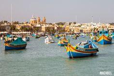 Guía completa para visitar Malta, con lugares a visitar, qué comer, dónde dormir, y recomendaciones para disfrutar de nuestro viaje a Malta