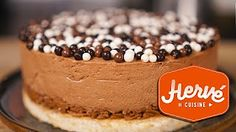 Herve Cuisine Youtube Recetas De Tarta De Chocolate Tartas Tarta De Chocolate