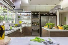 detalle de mobiliario: Cocinas de estilo Moderno por GUTMAN+LEHRER ARQUITECTAS