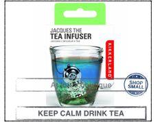 Kikkerland Tea Infuser - scuba diver Design #Kikkerland